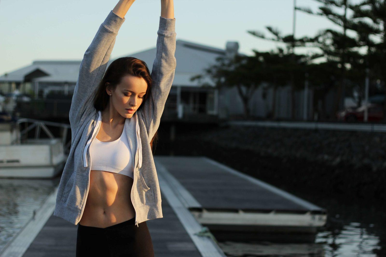 Утренние упражнения